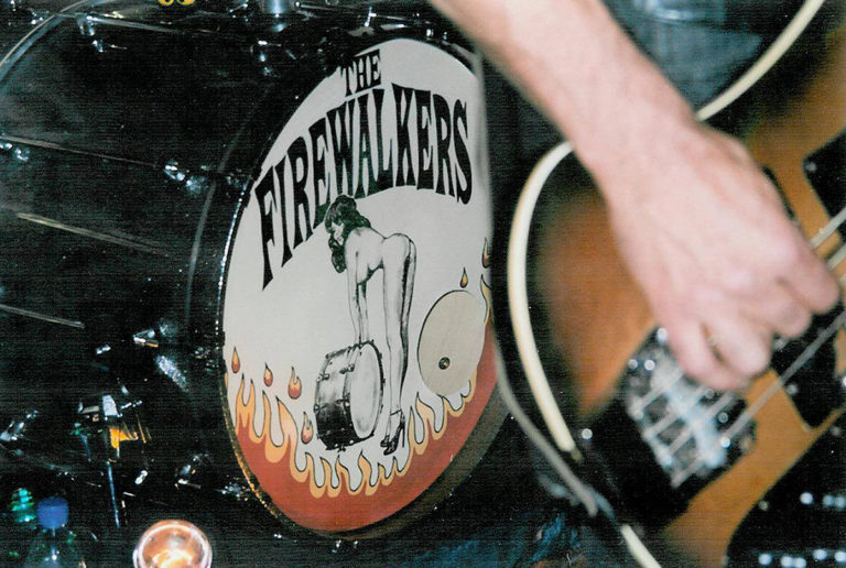 The Firewalkers garage rock from france