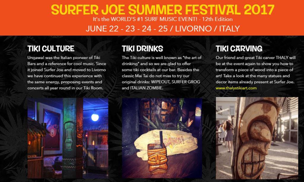 Surfer Joe Summer Festival 2017
