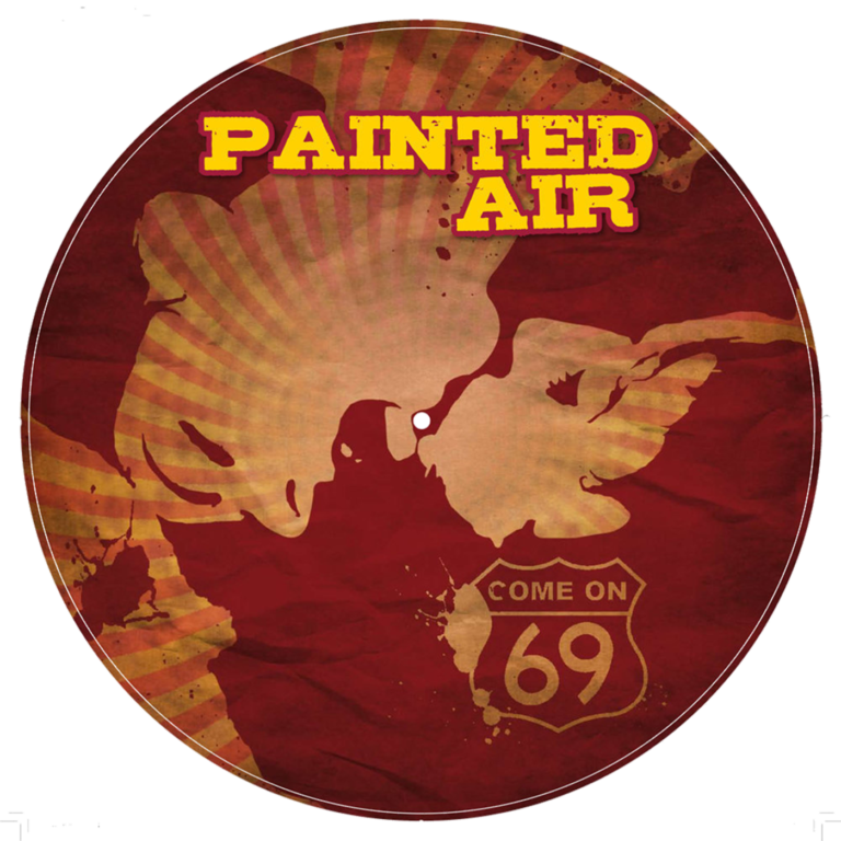 Painted Air Come On 69 Picture Disc Green Cookie records 2010
