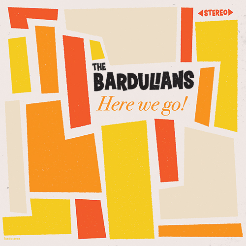 (GC060) The Bardulians - Here We Go (CD)