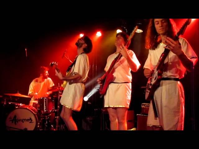 Les Agamemnonz Surf! live @ Lundi du Kalif (ROUEN) - 15/10/2012 #1