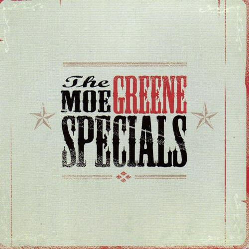 The Moe Greene Specials TMGS CD 2005 Green Cookie records