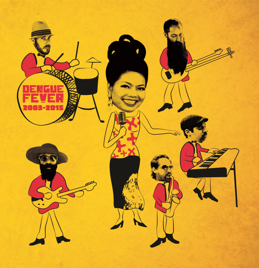 Dengue Fever 2003-2015 (LP)